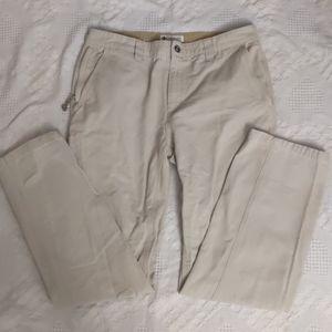 Columbia mens pants